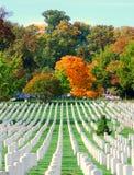 Cimitero nazionale Arlington 2 Immagine Stock