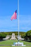 Cimitero nazionale del Pacifico Fotografia Stock