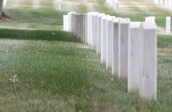 Cimitero nazionale di Arlington Immagini Stock Libere da Diritti