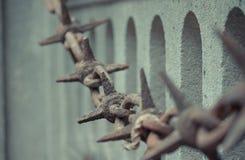 Cimitero Pere Lachaise Fotografia Stock Libera da Diritti