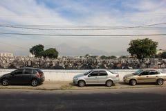 Cimitero in Rio de Janeiro Fotografia Stock Libera da Diritti