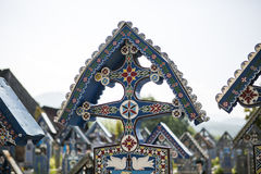 Cimitirul Vesel Immagini Stock