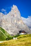 Cimone, Dolomites Alps, Italy Stock Photos