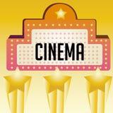 cinéma Photo libre de droits