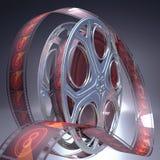 Cinéma 8 illustration de vecteur
