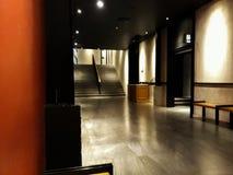 Cinéma de CGV à l'intérieur d'un centre commercial images libres de droits