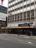 Cinéma de Curzon image stock