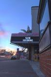 Cinéma de Laguna Image stock
