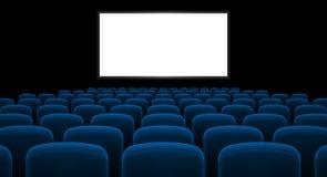 Cinéma Hall illustration libre de droits