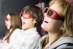 Cinéma intéressant Image libre de droits
