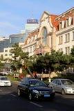 ¼ Cina del cityï di Qingdao immagine stock