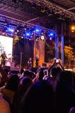 Cinarcik Town Summer Festival Royalty Free Stock Photo
