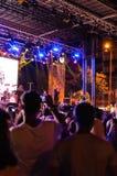 Cinarcik Town Summer Festival Stock Photos