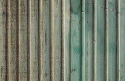Cinc oxidado Imágenes de archivo libres de regalías