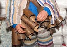 Cincerros Foto de Stock Royalty Free