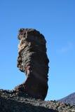 Cinchado rock of Los Roques Stock Photos