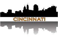 Cincinnati Lizenzfreie Stockbilder