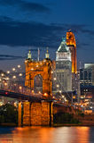 Cincinnati. Images stock