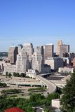Cincinnati Royalty-vrije Stock Foto