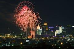 Cincinnati 4. Stockfotos