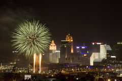 Cincinnati 4th Stock Photo