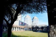 Cincinnati-Anblick Lizenzfreies Stockfoto