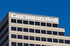 Cincinnati - Circa February 2019: Cincinnati Bell Headquarters in downtown. Cincinnati Bell offers internet and TV plans I