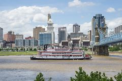 Cincinnati stock image