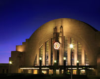 Union Terminal Royalty Free Stock Photography