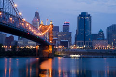 Cincinnati, Ohio Royalty Free Stock Images