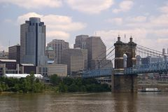 Cincinnati, Ohio Stock Photography