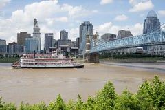Cincinnati, Ohio stock image