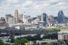 Cincinnati royalty free stock photography