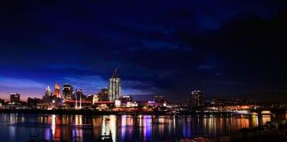 Cincinnati Ohio Stock Photo