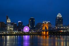 Cincinnati, Ohio stock photos