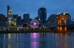 Cincinnati, Ohio stock images