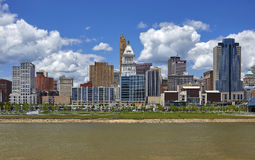 Free Cincinnati, Ohio Skyline Royalty Free Stock Photo - 92919145