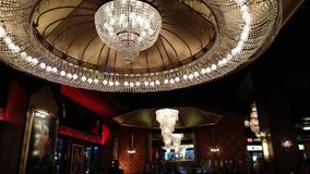 Interior of Jeff Ruby`s stock photography