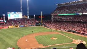 Cincinnati Reds Fotografie Stock