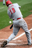 Cincinnati Reds'Joey Votto Photographie stock
