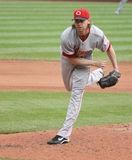 Cincinnati Reds' pitcher Bronson Arroyo Royalty Free Stock Photography