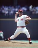 Cincinnati Reds pitcher Tom Seaver stock photography