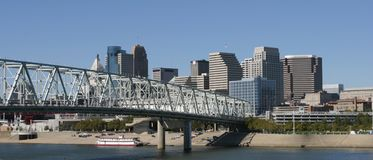 Cincinnati Skyline Stock Photos