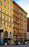 Cincinnati tappningarkitektur Royaltyfri Foto
