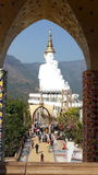 Cinco buddha Fotografia de Stock