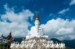 Cinco Buddhas Imagen de archivo libre de regalías