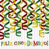 Cinco De Mayo! stock illustratie