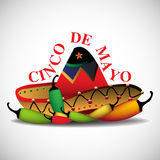 Cinco de Mayo Fotografia de Stock Royalty Free