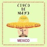 Cinco De Mayo5 Zdjęcia Stock