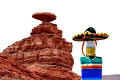 Cinco de Mayo au chapeau mexicain, Utah photos stock